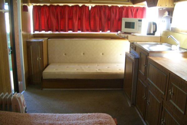 Site 70 Single Bunk / Lounge