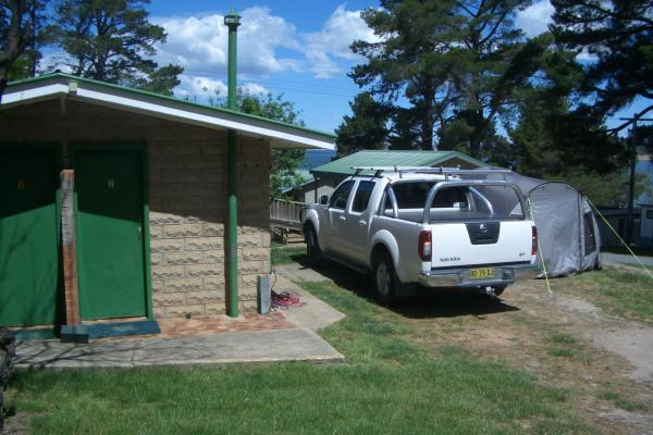 En-Suite Camping Site 02